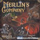Afbeelding van Shadows over Camelot: Merlin's Company - Bordspelen (door Days of Wonder)