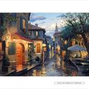 Afbeelding van 1000 st - Eugene Lushpin - After the Rain - Eugene Lushpin (door Gibsons)