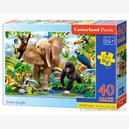Afbeelding van 40 st - Jungle - Extra Large Pieces (door Castorland)