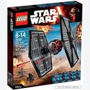 Afbeelding van First Order Special Forces TIE Fighter - Lego Star Wars (door Lego)