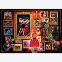 Afbeelding van 1000 st - Villainous: Queen of Hearts - Disney (door Ravensburger)
